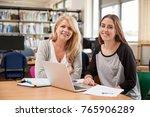 college student has individual...   Shutterstock . vector #765906289