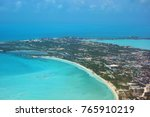 providenciales  turks and...   Shutterstock . vector #765910219
