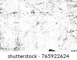 grunge black and white pattern. ... | Shutterstock . vector #765922624