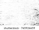 grunge black and white pattern. ... | Shutterstock . vector #765926659