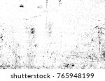 grunge black and white pattern. ... | Shutterstock . vector #765948199