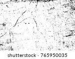 grunge black and white pattern. ... | Shutterstock . vector #765950035