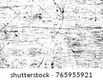 grunge black and white pattern. ... | Shutterstock . vector #765955921