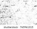 grunge black and white pattern. ... | Shutterstock . vector #765961315