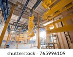 factory and industrial in russia | Shutterstock . vector #765996109
