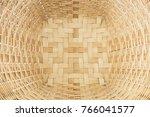 Top View Weaving Basket...