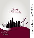 background on the occasion... | Shutterstock .eps vector #766132675