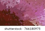 wide format abstract grunge... | Shutterstock .eps vector #766180975