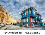 istanbul  turkey   november 23  ... | Shutterstock . vector #766185559