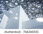 abu dhabi  united arab emirates ... | Shutterstock . vector #766260331