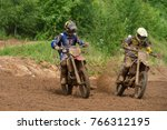 Small photo of MOSCOW, RUSSIA - JULY 1, 2017: 999 Unrecognized athletes, class OPEN-ABCD, in the Velyaminovo Race Weekend 2017, Motopark Velyaminovo, Istrinsky district