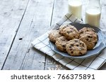 Homemade Oatmeal Cookies With...