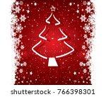 abstract christmas background.   Shutterstock . vector #766398301