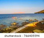 sharm el sheikh  egypt  ... | Shutterstock . vector #766405594