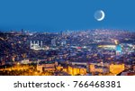 ankara  capital city of turkey | Shutterstock . vector #766468381