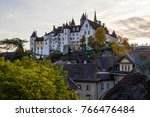 Castle in Neuchatel - Switzerland