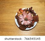 A Wooden Decoration Potpourri