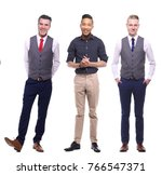 group of people | Shutterstock . vector #766547371