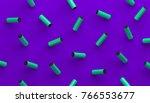 abstract 3d rendering of...   Shutterstock . vector #766553677