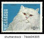 nicaragua   stamp 1984  edition ... | Shutterstock . vector #766604305