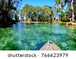 three sisters springs  crystal... | Shutterstock . vector #766623979