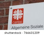 berlin  germany   november 23 ...   Shutterstock . vector #766631209