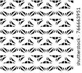 seamless surface pattern design ... | Shutterstock .eps vector #766663951