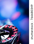 high contrast image of casino... | Shutterstock . vector #766680349