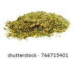 seasoning for salads   spice mix | Shutterstock . vector #766715401