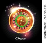 casino vector concept.   Shutterstock .eps vector #766723441