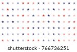 stars and stripes abstract... | Shutterstock .eps vector #766736251