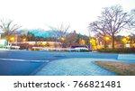 road view cloud | Shutterstock . vector #766821481