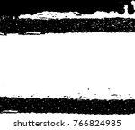 old grunge background black and ... | Shutterstock .eps vector #766824985