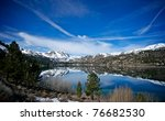 June Lake On The 395 Just Nort...