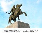 Thessaloniki   nov 18  monument ...