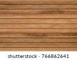 grunge wood pattern texture... | Shutterstock . vector #766862641
