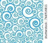 spiral background  spiral...   Shutterstock .eps vector #766914811