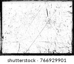 scratch grunge urban background.... | Shutterstock .eps vector #766929901