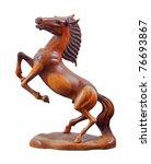 Beautiful Sculpture Of Horse...