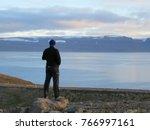 vestirfirdir  iceland   october ...   Shutterstock . vector #766997161