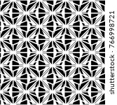 seamless surface pattern design ... | Shutterstock .eps vector #766998721