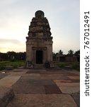 nameless temple at durga temple ...   Shutterstock . vector #767012491