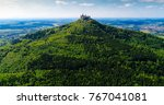 aerial view of bavaria  germany | Shutterstock . vector #767041081