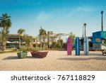 dubai  dubai  united arab... | Shutterstock . vector #767118829
