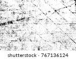 grunge black and white pattern. ...   Shutterstock . vector #767136124
