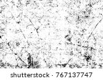 grunge black and white pattern. ...   Shutterstock . vector #767137747
