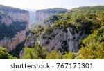 area of embankments and... | Shutterstock . vector #767175301
