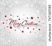 new year card | Shutterstock .eps vector #767185585