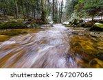 Mountain River  Stream  Creek...