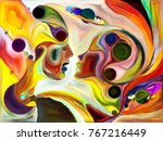 stained glass forever series.... | Shutterstock . vector #767216449